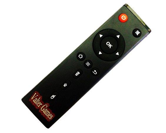 Controle Remoto TV TX 3 Mini / TX 5 / TX 5 Pro / TX 9