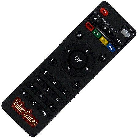 Controle Remoto TV MXQ Pro 4K H96 Pro Plus / X96 / X96 Mini / T95M / T95N