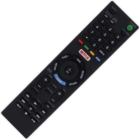 Controle Remoto TV LED Sony KDL-40W655D Netflix
