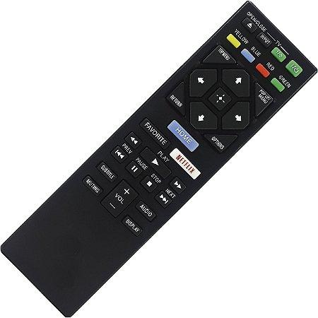 Controle Remoto Blu-Ray Sony BDP-S6500 com Netflix