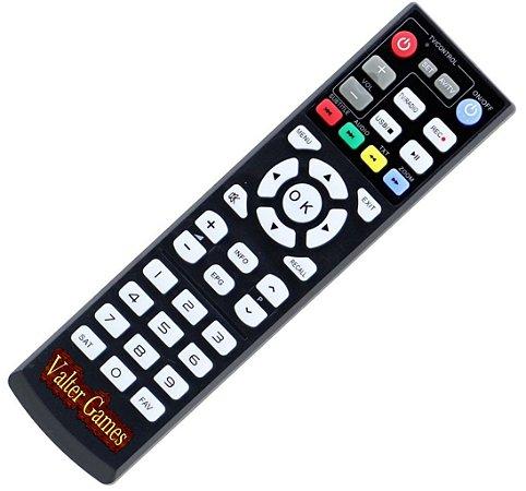 Controle Remoto Globalsat Gs-260 Full HD