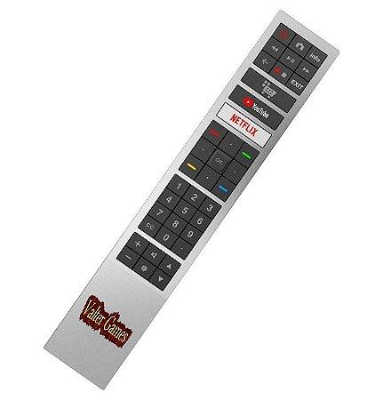 Controle Remoto TV LED AOC 43S5295 com Netflix / Youtube / Netrange (Smart TV)