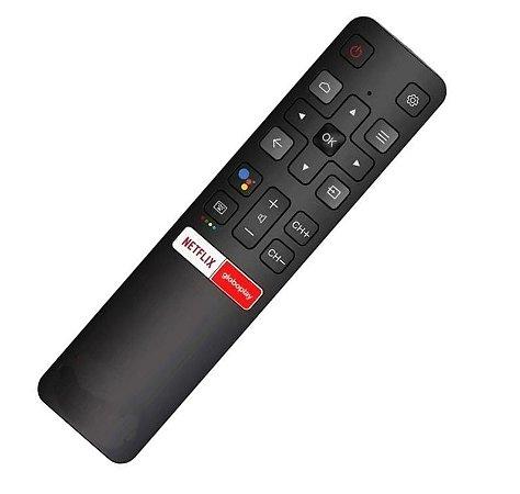 Controle Para Tv Tcl 43s6500 55c6us 32s6500 40s6500 4k Smart