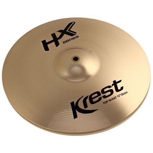 "Prato Krest HI HAT 13"" Hx Series B8 - Chimbal"