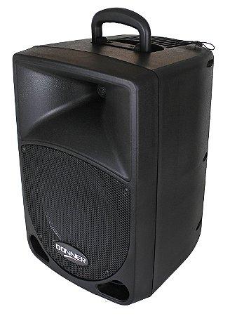 Caixa De Som Acústica Ativa Donner Linha LK08