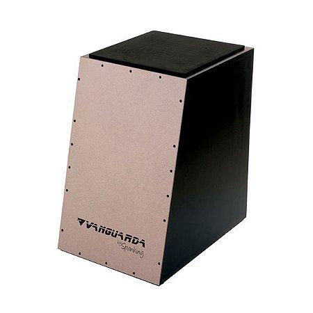 Cajon Spanking Vanguarda Acústico estampa lisa