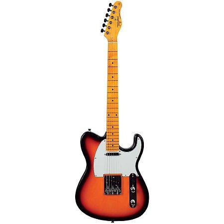 Guitarra Tagima Woodstock Telecaster Tw55 Sunburst