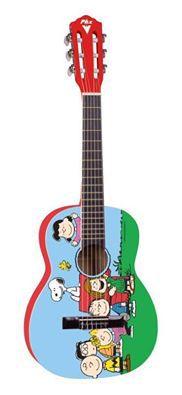 Violão Infantil PHX Snoopy - VIS-A1