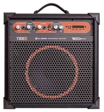 Caixa de som Amplificada Multiuso TRX8 – 45W RMS