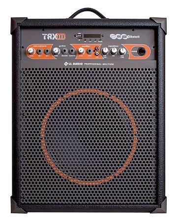 Caixa de som Amplificada Multiuso TRX10 – 60 W RMS