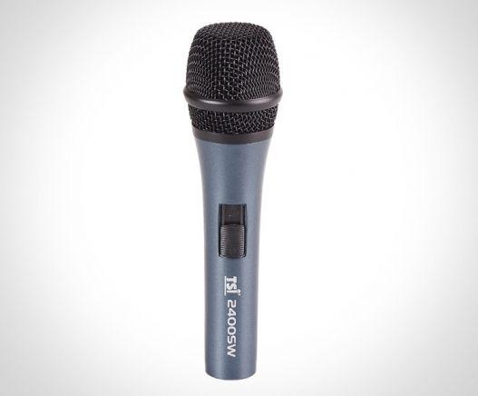 Microfone com fio TSI 2400sw