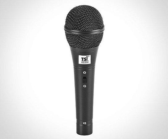 microfone com fio TSI 600SW