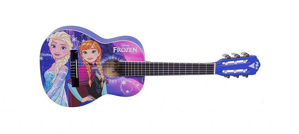Violão Infantil Frozen linha Disney PHX VIF2 acompanha capa