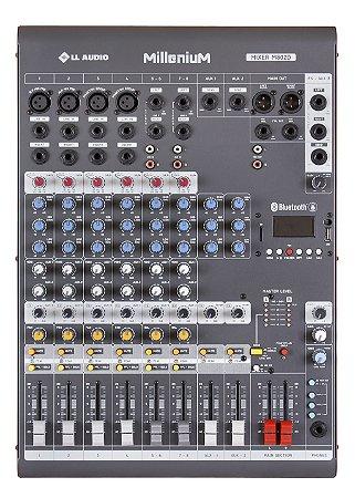 Mesa de som Linha Millenium M802D