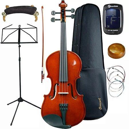 Kit Violino concert modelo CV 4/4