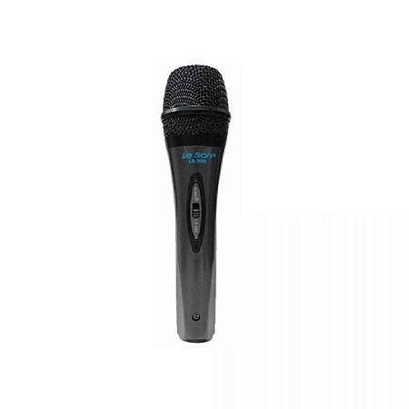 Microfone Dinâmico LESON LS300
