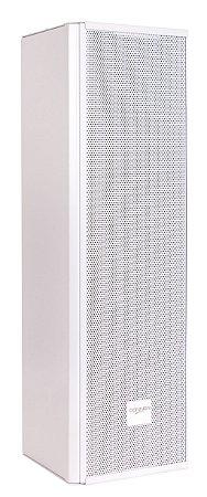 Caixa Som Line Array Ll C425 Donner 100wrms 4 Falante Branco