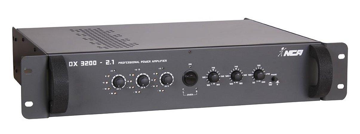 Amplificador de Potencia DX3200-2.1
