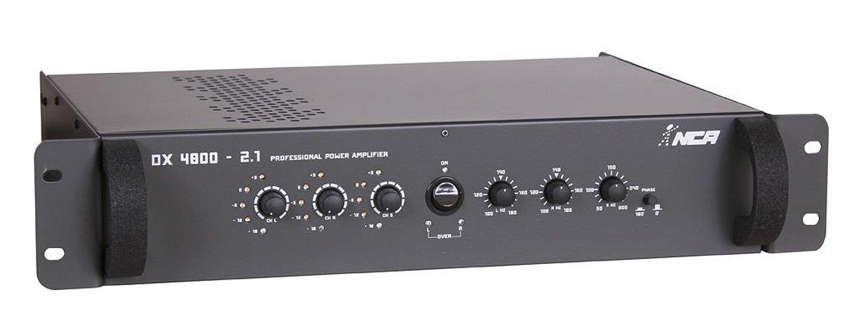 Amplificador de Potencia DX4800-2.1
