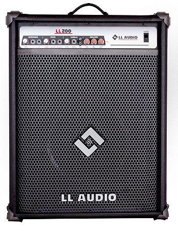 Caixa de Som Amplificada Multi Uso LL200