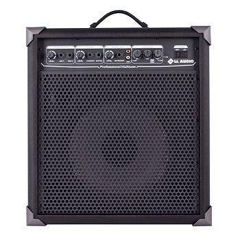 Caixa Amplificada Multiuso Guitarra/Microfone LX100