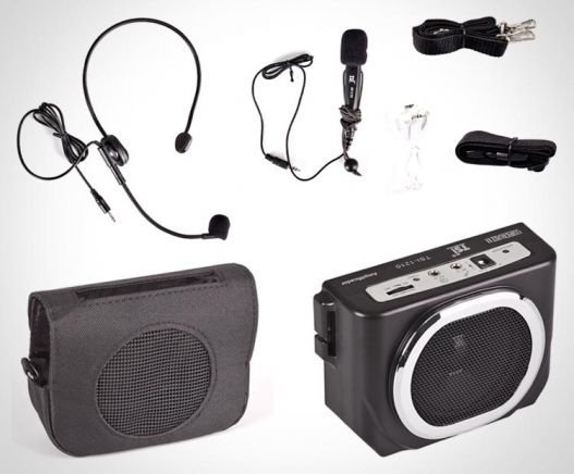 Amplificador Portátil para Voz - TSI SUPERVOZ II