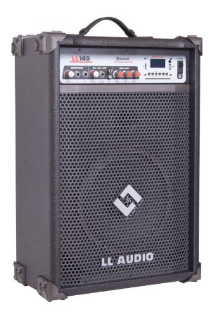 Caixa Amplificada Multi Uso - LL140 BLUETOOTH/USB/SD CARD/RÁDIO