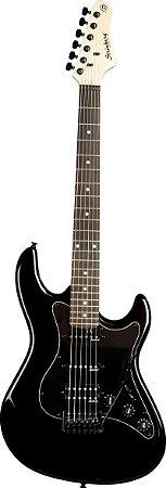 Guitarra Strinberg strato Egs267 preta