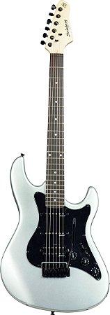 Guitarra Strinberg Strato Egs267 Prata