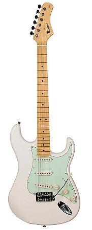 Guitarra Tagima TG530 Strato Branco Vintage