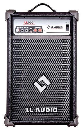Caixa Multi Uso Amplificada LL100 - 25W RMS