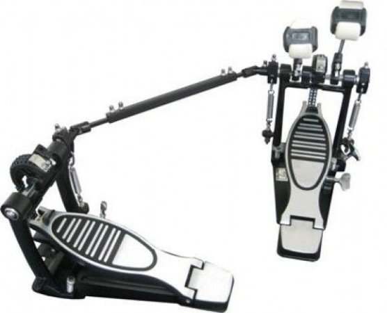 Pedal Duplo Para Bateria - Ny Bp5
