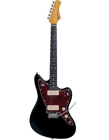 Guitarra Tagima Tw61 Woodstock Preta