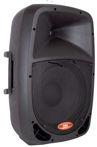 """Caixa Acústica Ativa USB / DR808A BLUETOOTH 8"""""""