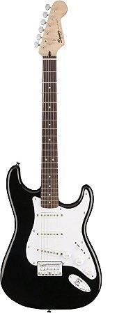 Guitarra Fender Squier Bullet Stratocaster Preta 3 SINGLES
