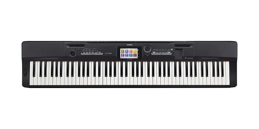 Piano digital Casio PX360M 88 teclas