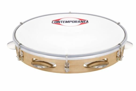 "Pandeiro 10"" Contemporânea 82LT - Nylon Light"