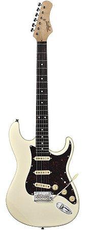 Guitarra Tagima Stratocaster T635 Branca TT