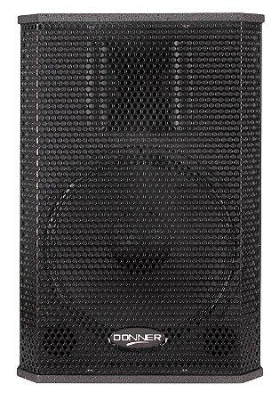 """Caixa Acústica Passiva Donner Linha Saga SAGA 12"""""""