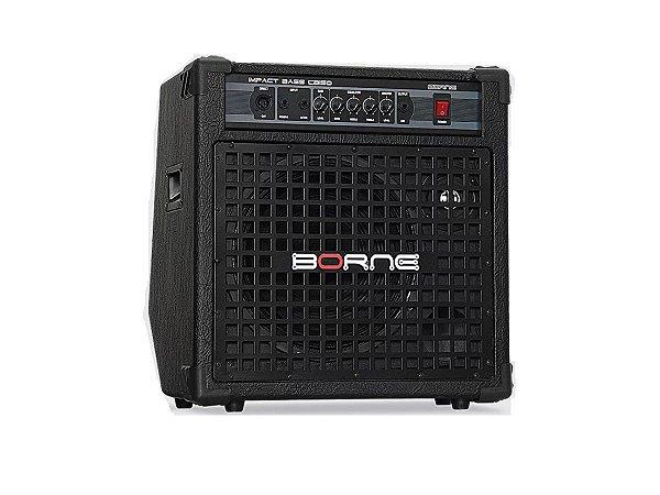 Amplificador Para Contra Baixo Borne Impact Bass CB150