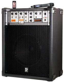 Caixa Multi-uso amplificada staner onyx-612WM