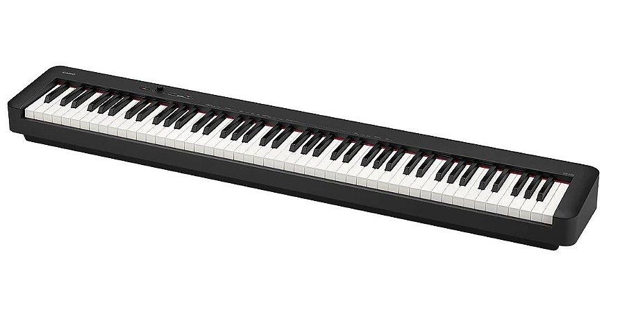 Piano Digital Casio CDP S100 88 teclas
