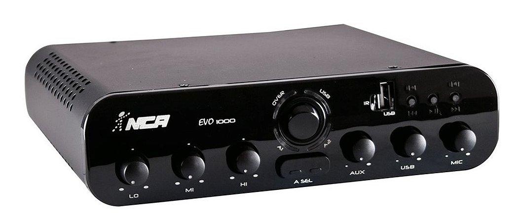 Amplificador compacto EVO 1000 - mono