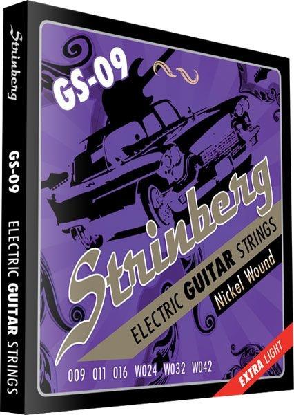 Encordoamento para guitarra STRINBERG - 0.9