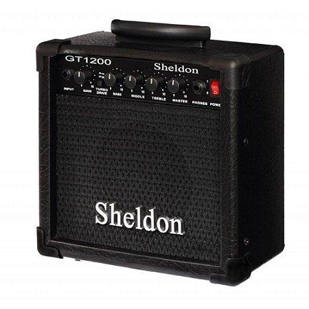 Cubo Amplificador para Guitarra Sheldon GT1200