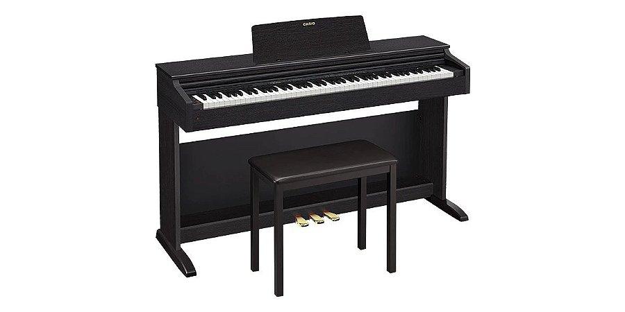 Piano Casio Digital Celviano AP270 Preto