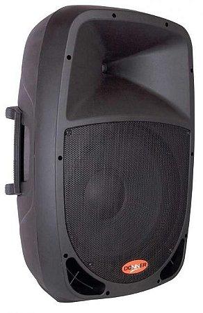 """Caixa Acústica Ativa USB / DR1010 BLUETOOTH 10"""" - 120W RMS"""