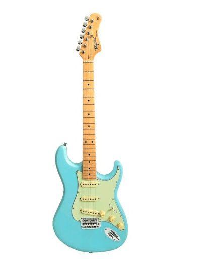 Guitarra Tagima TG530 Strato Azul Pastel