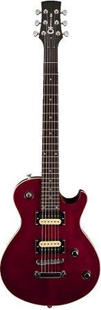 Guitarra Charvel DS3ST vermelha - CAPA GRÁTIS
