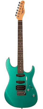Guitarra Tagima serie TW TG510 SurfGreen